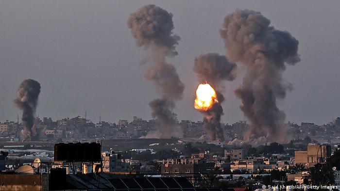 ادامهی حملههای هوایی اسرائیل، با وجود درخواستها برای آتشبس